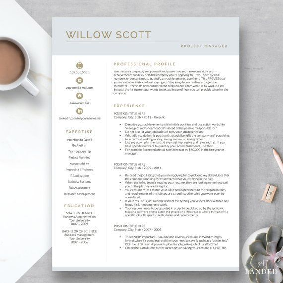 Pin By Ida Cat Bekker On Work Etiquette In 2020 Resume Template Word Resume Template Professional Modern Resume Template