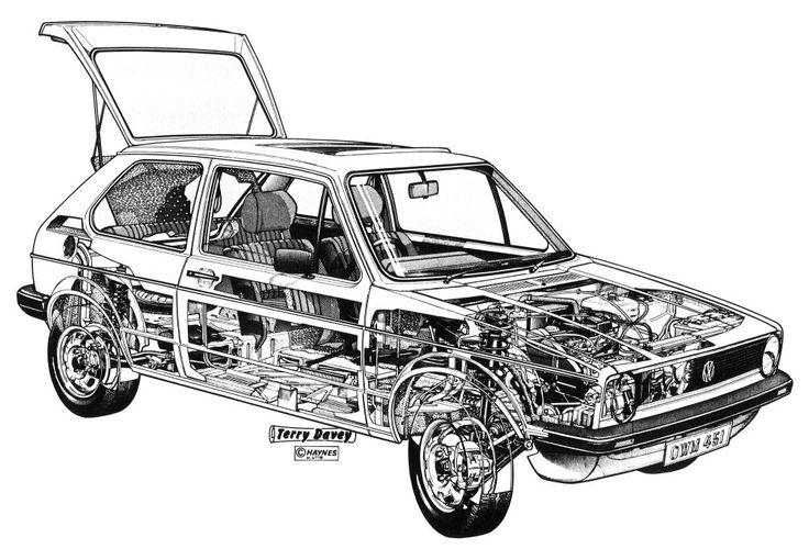buick cutaways - Google Search