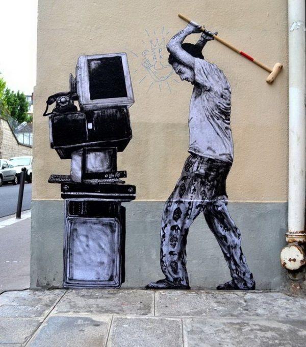 40 Amazing Street Art Works We Have Seen So Far In 2015 | http://art.ekstrax.com/2015/05/amazing-street-art-works-we-have-seen-so-far-in-2015.html