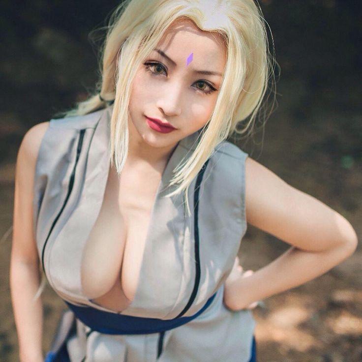 ebony-tsunade-cosplay-hot-nua