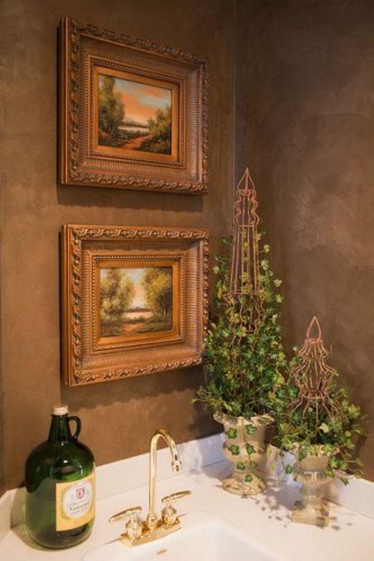 Tuscan wall decor bathroom - Best 25 Tuscan Bathroom Decor Ideas Only On Pinterest Bathtub Walls Bathroom Wall Clocks And Big Wall Decorations