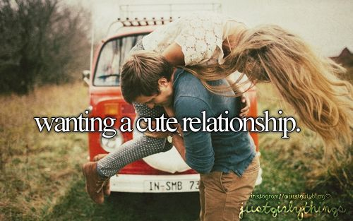 Wanting a cute relationship | Love these quotes