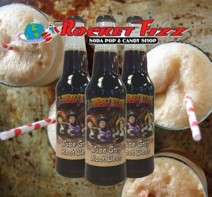 Serve The Three Stooges Wise Guy Root Beer Floats for Halloween!