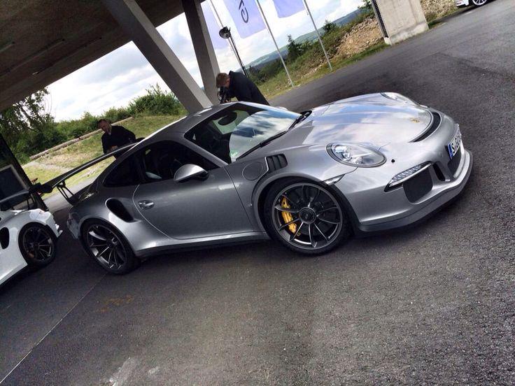 Porsche 991 GT3 RS (2015)