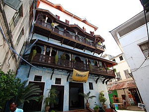 Emerson Spice: Entrance to hotel -- http://adventureswithinreach.com/tanzania/zanzibar/lodging-details.php?name=Emerson-Spice