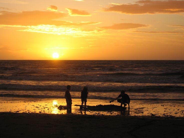 New Zealand sunsets
