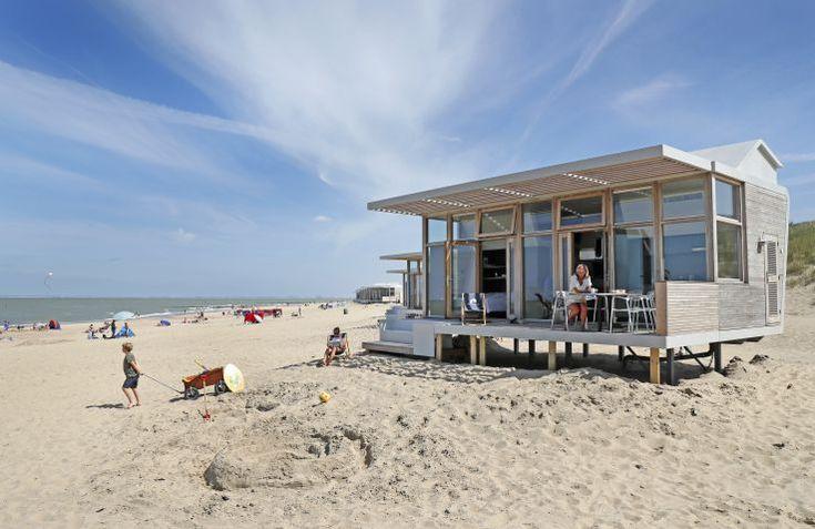 Unieke glamping aan zee! Park Hoogduin bevat volop vermaak en verblijven kan hier in een prachtig strandhuisje. En dat aan de Nederlandse kust.