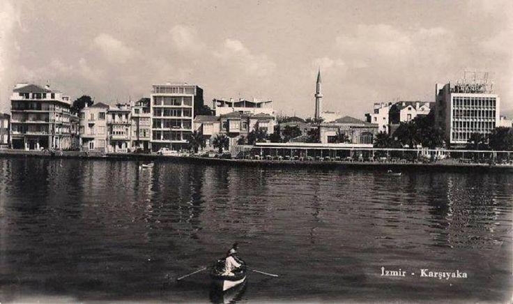 Karşıyaka, 1960'lı yıllar.