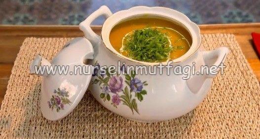 Safranlı Bal Kabağı Çorbası Tarifi | Nurselin Evi I Nurselin Mutfağı I Yemek Tarifleri