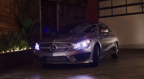 Introduction de la Nouvelle Mercedes-Benz Classe CLA