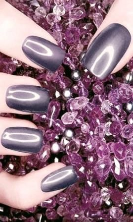 Cnd Shellac Vexed Violet
