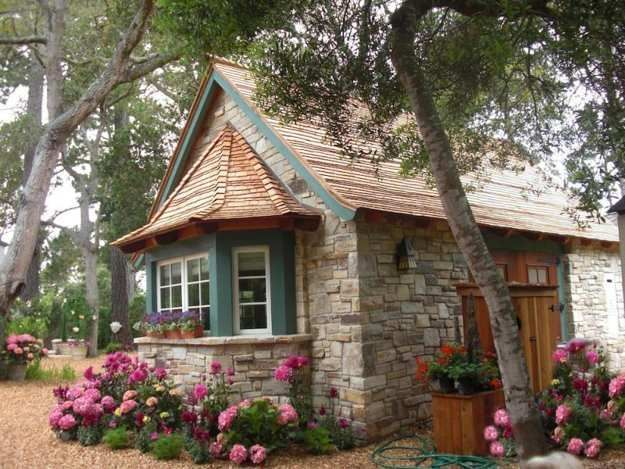 22 Beautiful Little House Designs That Offer Comfortable Lifestyle 22 Schone Kleine Haus Entwurfe Die In 2020 Beautiful Small Homes Small House Design Small House