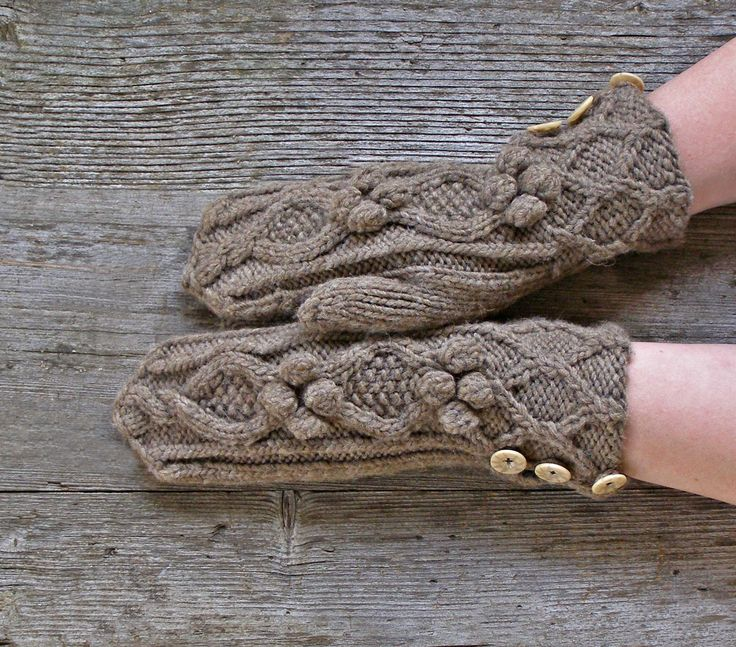 hand knitted mittens, cool gifts for teens, skating party mitts, winter wool gloves, Brown wool mittens, Brown camel mittens, camel wool mittens, knit winter gloves, warm winter gloves, cable knit mittens, organic yarn gloves, Knitted bobble mitts, echocraftings https://www.etsy.com/listing/478763607/brown-camel-wool-mittens-knit-warm