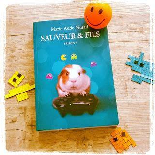 Parfums de Livres: Sauveur et fils saison 4 de Marie-Aude Murail