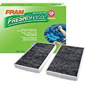 FRAM Fresh Breeze Cabin Air Filters on Sale!