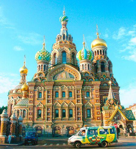モスクワのクレムリンと赤の広場は一番有名? ロシア 旅行・観光のおすすめ見所!