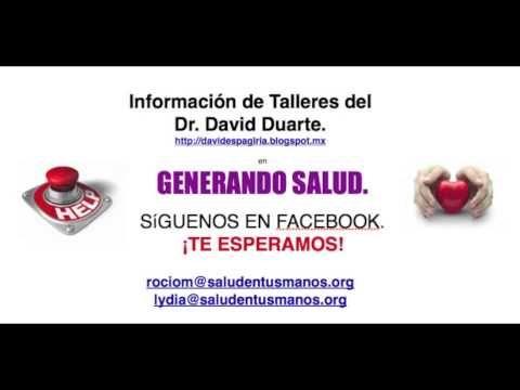 David Duarte Biotipos entrevista radio