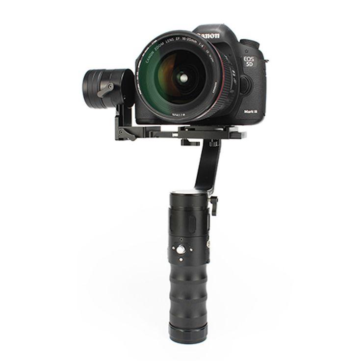 360 degrees Stabilizer Handheld Camera Gimbal Beholder EC1 3-Axis for Canon 5D/6D/7D Sony A6300/A7 RX100 LX100 DSLR Camere #Affiliate