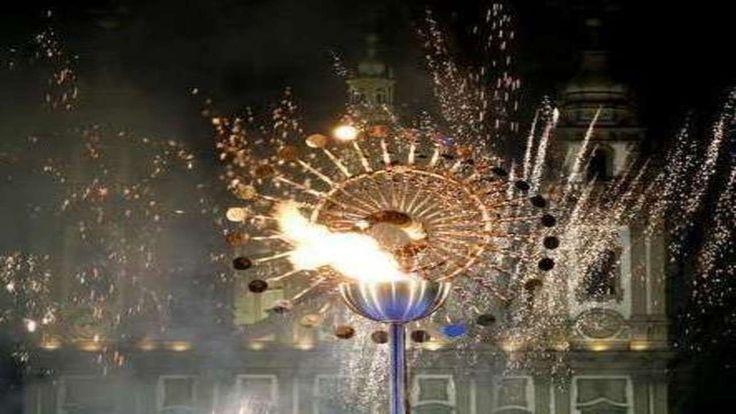 The Biggest Illuminati Ritual Has Just Kicked Off! Rio Olympics Opening ...