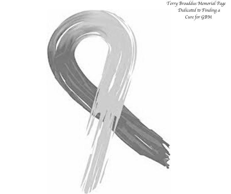 #GBM #Brain Cancer Awareness