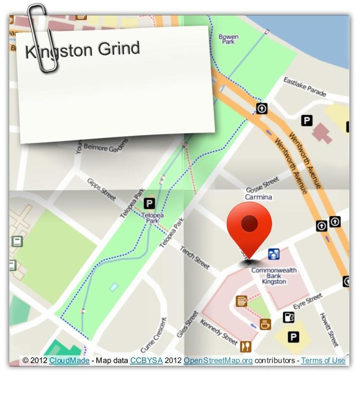 Kingston Grind, Kingston.