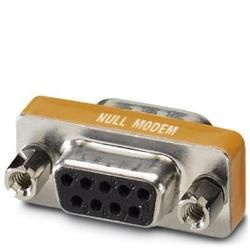 Phoenix Contact PSM-AD-D9-NUL-MODEM PSM-AD-D9-NUL-MODEM - adapter RS-232-nul-modemstekker Inhoud: 1 stuks  RS-232-nul-modemstekker Klik verder voor meer info.  EUR 12.80  Meer informatie