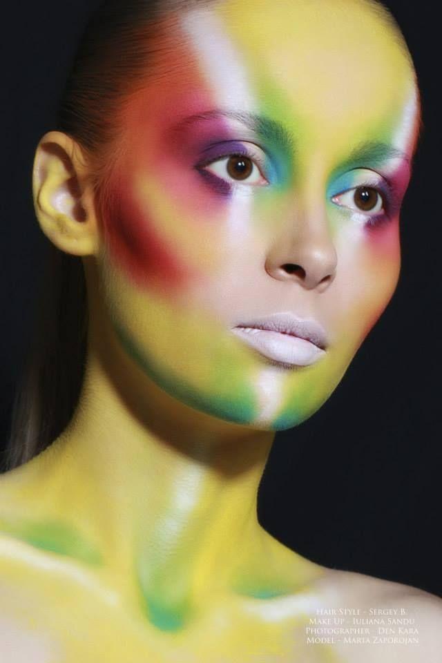 "Photography-Den Kara make-up si concept-Iuliana Sandu MAKE-UP ACADEMY ""Beauty for Life"" Sandu Iuliana"