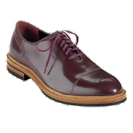 Sneaker Femme, Bordeaux, Cuir, 2017, 40Common Projects