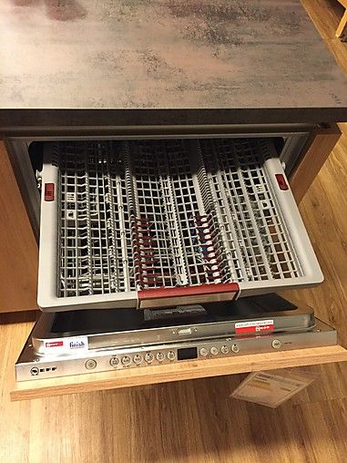 Spülmaschine GV960 (S51N65X6EU) NEFF vollintegrierter Geschirrspüler 60 cm mit Besteckschublade: Neff-Küchengerät von KüchenTreff Meißen in Meißen
