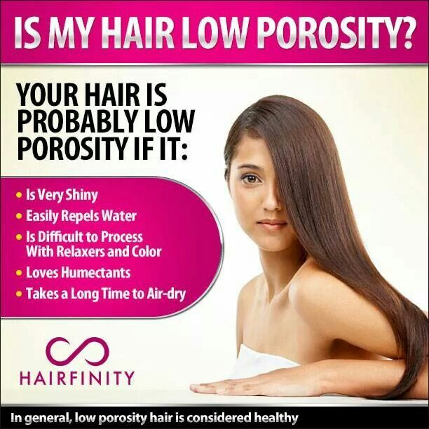 Low Porosity C Natural Hair Regimen
