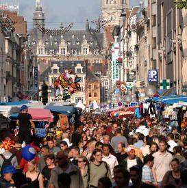 Braderie de Lille.