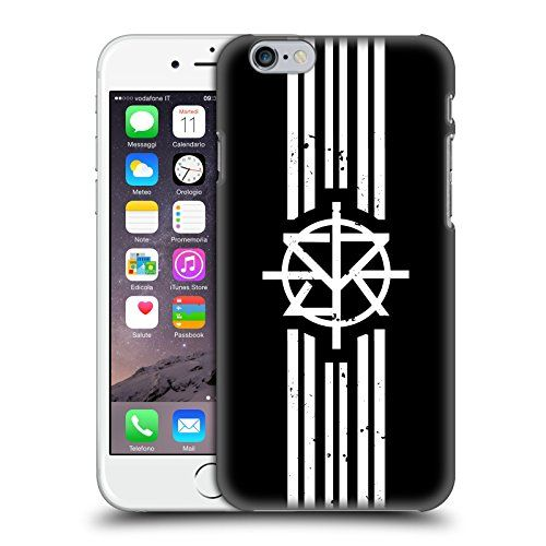 Official WWE Striped Logo Seth Rollins Hard Back Case for Apple iPhone 6 / 6s