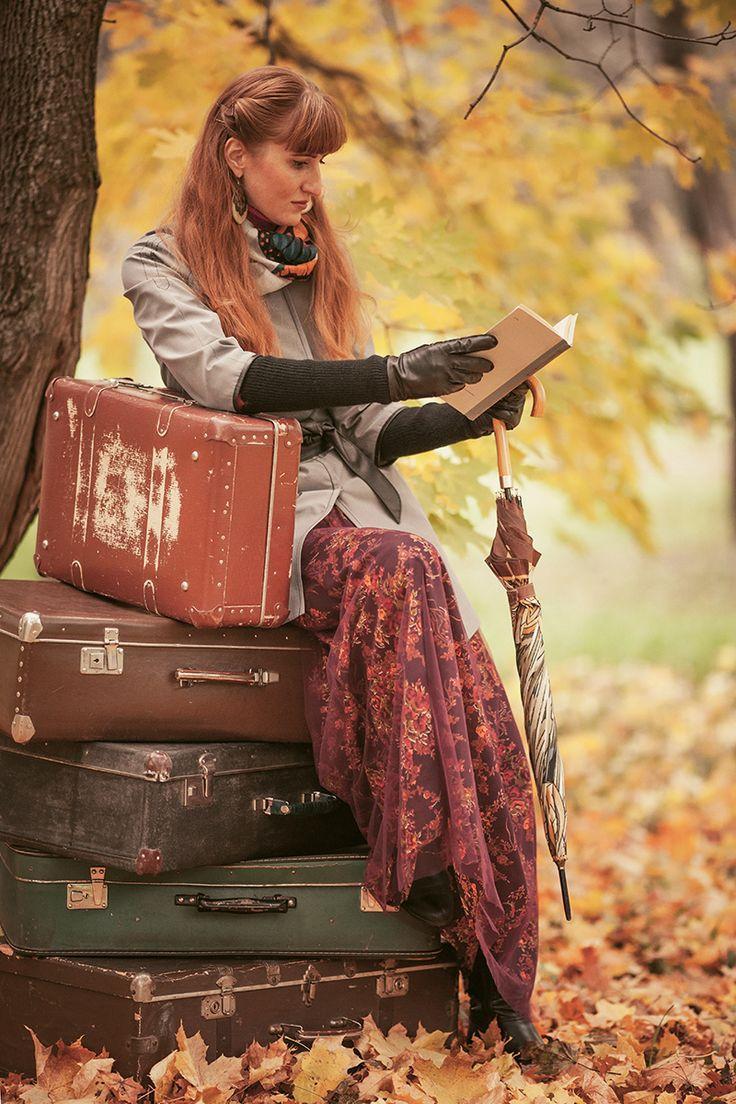 Осенняя фотосессия, фотосессия осенью | Art Focus Studio