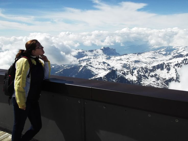 Thinking on something on top of the Europe :). Aquille du Midi.