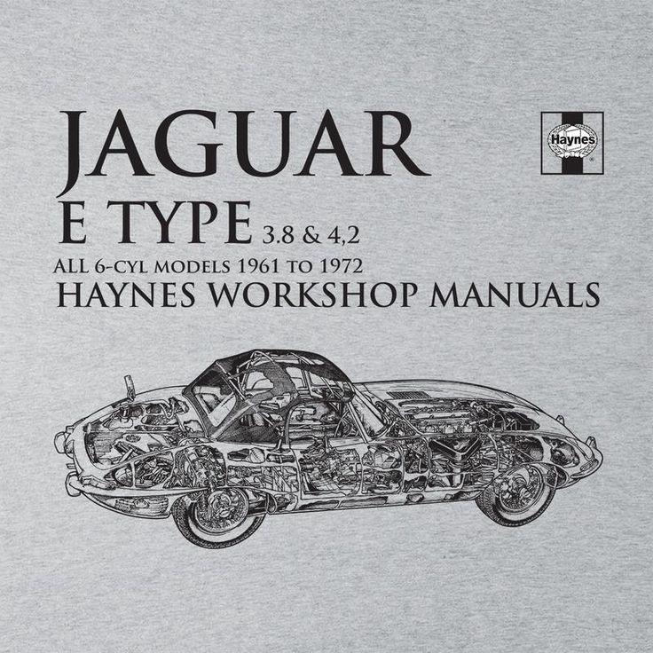 8 best harley images on pinterest manual motorcycle parts and haynes workshop manual 0140 jaguar e type 6 cyl black mens t shirt fandeluxe