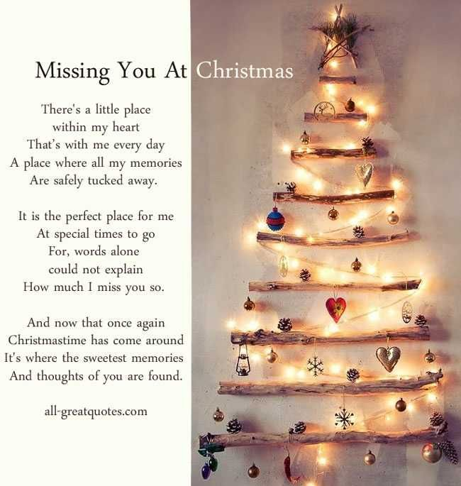 Missing Someone At Christmas Quotes: Best 25+ Christmas In Heaven Poem Ideas On Pinterest