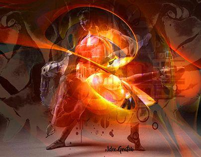 """Check out new work on my @Behance portfolio: """"Fusione: corpi e fuoco"""" http://be.net/gallery/52322127/Fusione-corpi-e-fuoco"""