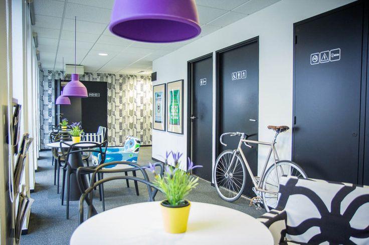 La start-up nantaise qui édite des solutions d'e-relation client en temps réel nous a ouvert les portes de ses confortables locaux nantais.