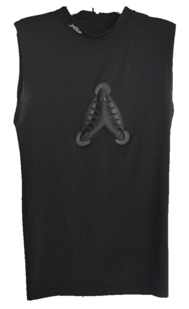 XO Chest Protector Heart Guard Boys Baseball Shirt Sleeveless Black Size Y XL | Sporting Goods, Team Sports, Baseball & Softball | eBay!