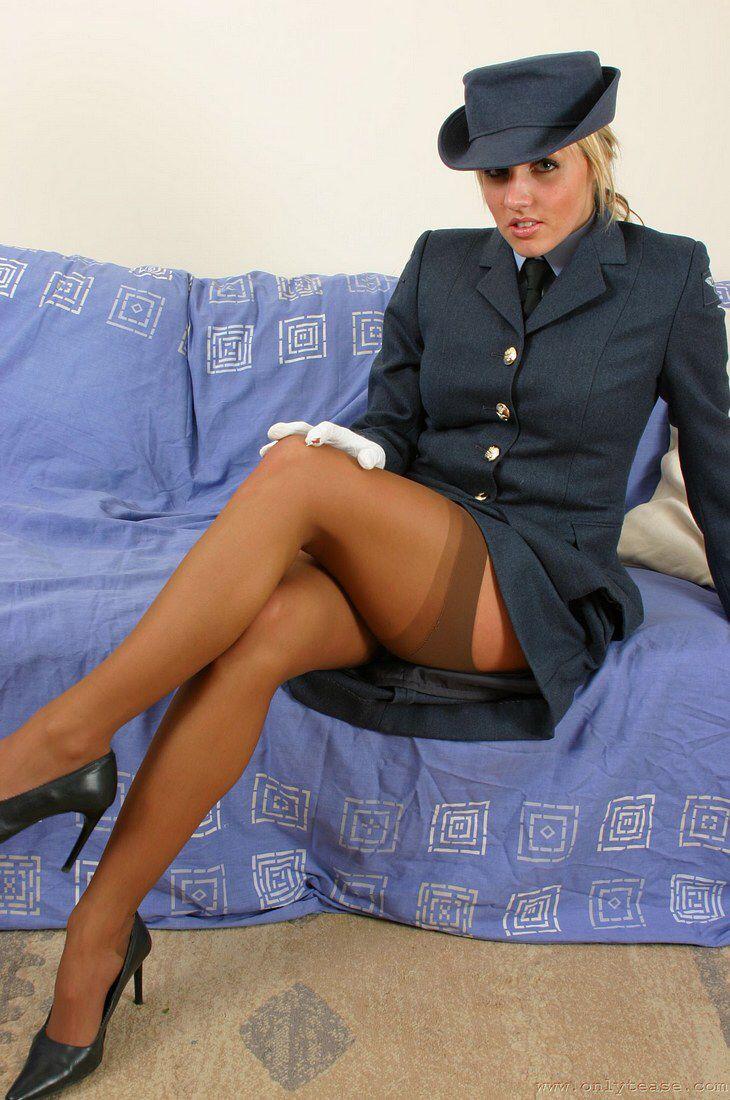 Pantyhose as part of uniform