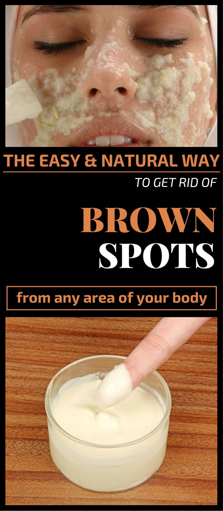 If you don't know what to do to get rid of brown spots from your face, hands or even feet, below you have an easy homemade remedy to get rid of this problem from any area of your body. How to prepare It's simple! To prepare this mask you need the following ingredients: – 3 …