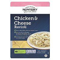 Monterey Gourmet Foods Fresh Chicken & Cheese Ravioli (32 oz.) - Sam's Club
