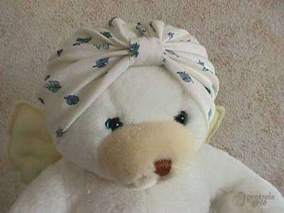 Urso com turbante