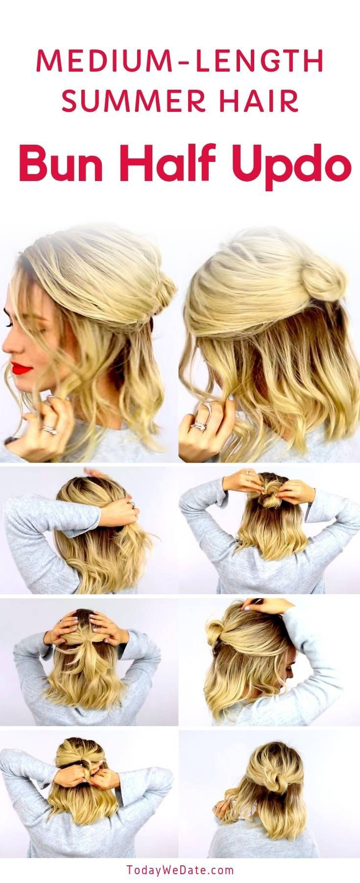 11 No-heat Easy Summer Hairstyles Anyone Can Pull Off In 11 Minutes