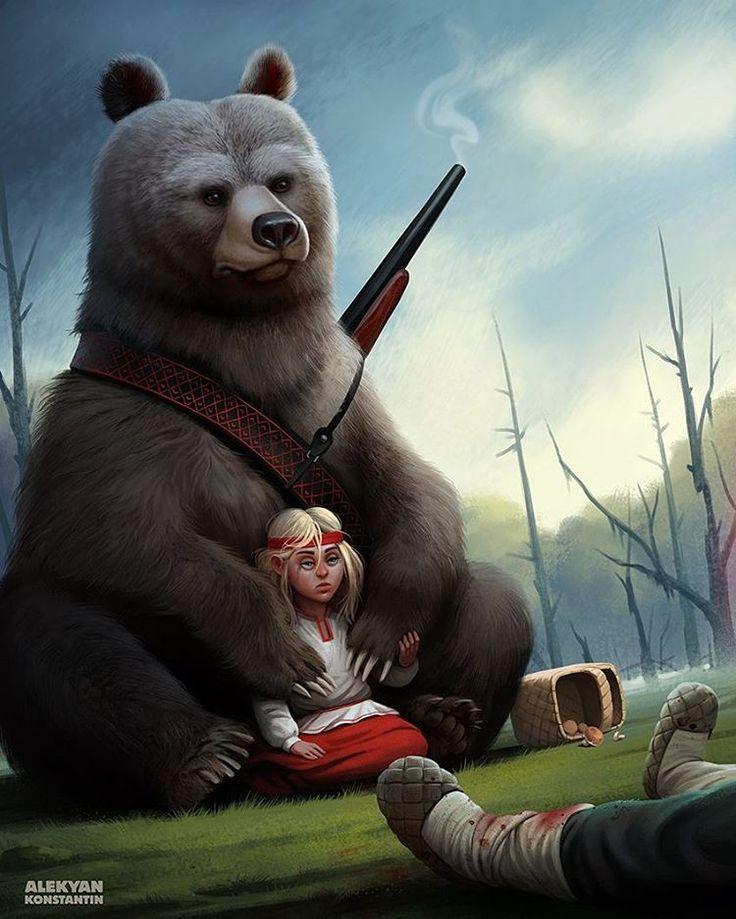Illustration by Alekyan Konstantin on https://t.co/HpSMiCK5tG https://t.co/IgltmLiKDf