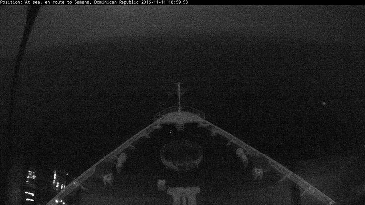 Crystal Serenity - Bridge (Forward) Webcam / Camera