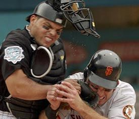 """""""Oh, hell no."""" says Pudge Rodriguez"""