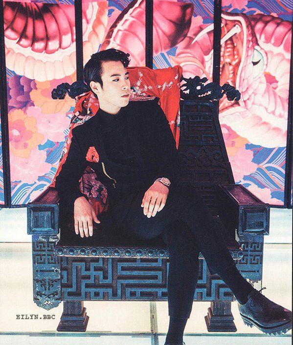 P.O (Pyo JiHoon) - Block B slay fashion Prince SLAY MY EXISTENCE