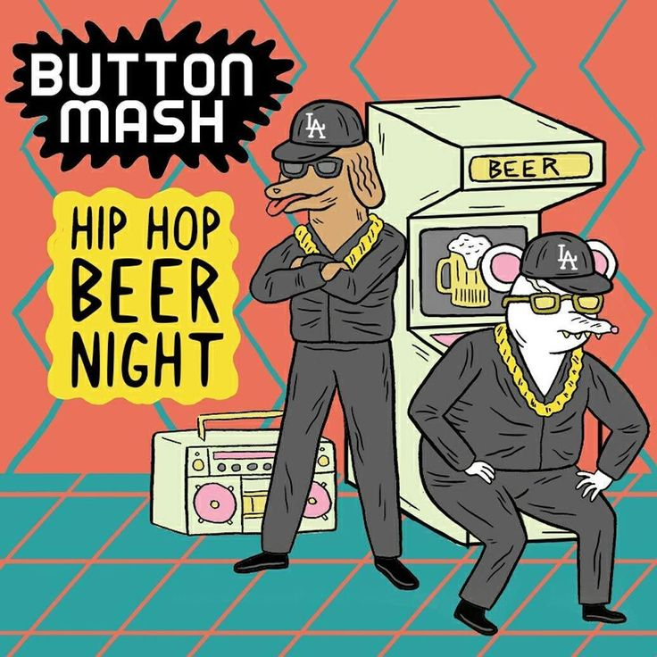 We're doing this tonight! Hip Hop beers will be around while they last. 80s & 90s hip hop music will be around all week. Apologies in advance if you think too much Bone Thugs is a real thing.  Here's the lineup: Noble Six Four Impala Oskar Blues Shordy (on nitro!) Elysian Breakbeat IPA Figueroa Mtn Gimme That Nut Figueroa Mtn Weiss Weiss Baby Figueroa Mtn Czech Yo Self by buttonmashla