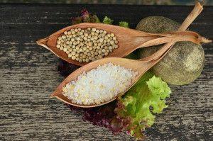 bylinkové soli-domácí výroba